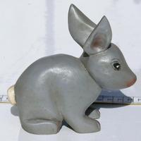 Conejo de madera