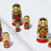 Munecas rusas pequenas