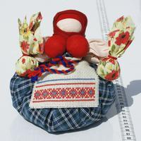 Gran muñeca de hierbas (Travnitsa)