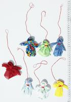 7 muñecas para cuna (Kyvatka)