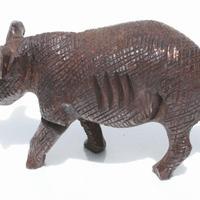 Rinoceronte figura