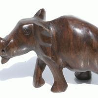 Elefante de madera