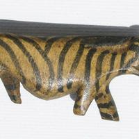 Zebra pequena