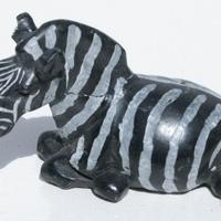 Zebra de piedra