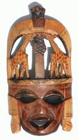 Mascara de Kenia