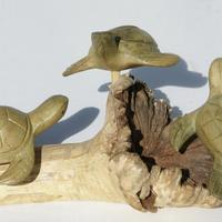 Tres tortugas