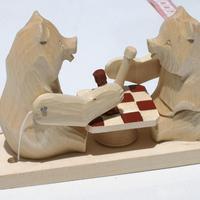Los osos y el ajedrez