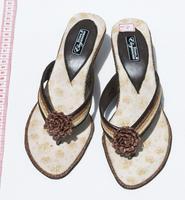 Zapato con tacón