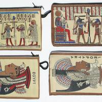 Monederos egipcios