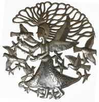 Angel de metal