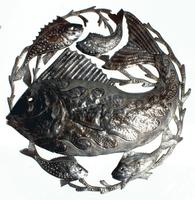 Decoracion de los peces