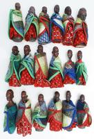 Munecas africanas
