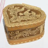 Caja con Simbolo de Corazon