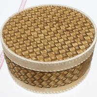 Caja grande circular