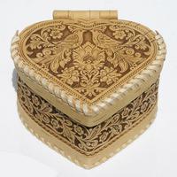Caja de corazon