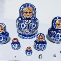 Matryoshka de 10 unidades
