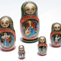 Munecas rusas