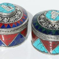 Cajas de metal