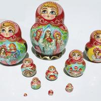 Muneca rusa matrioska