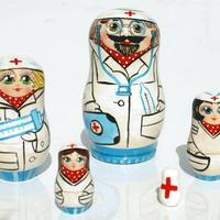 Muneca del doctor