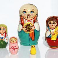 Muneco de Ucrania