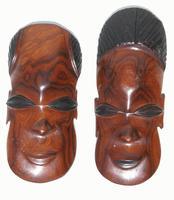 Mascaras de Malawi