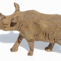 Rinoceronte de ironwood