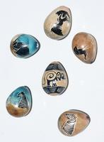 Decoraciones de piedras