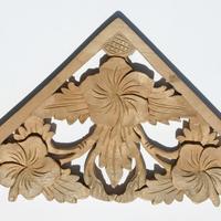 Decoracion de madera