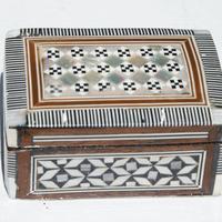 Caja desde Egipto