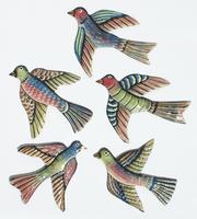 Aves de metal