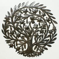 Arbol de vida de metal