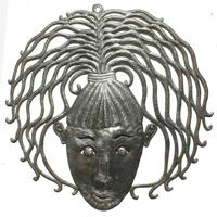 Mascara de metal