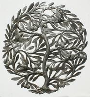 Arbol de metal