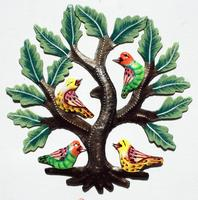 Arbol con aves