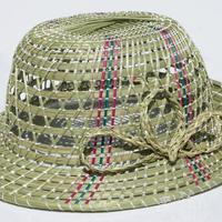 Gorra de paja