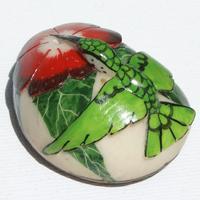 Colibri verde