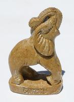 Elefante de piedra