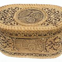 Caja para pan