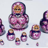 Munecas rusas, matryoshka