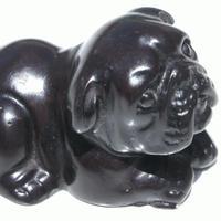 Perro de ceramica