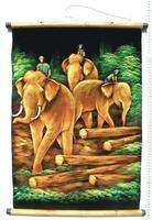 Decoracion con elefantes