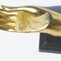 La mano tailandes