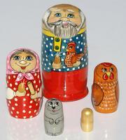 Abuelo muneca rusa