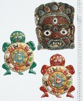 Etnia tibetana decoraciones